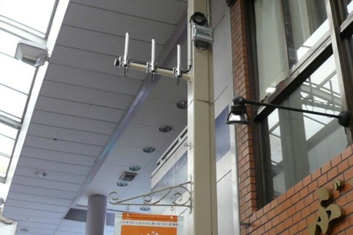 公共無線LAN事業のイメージ